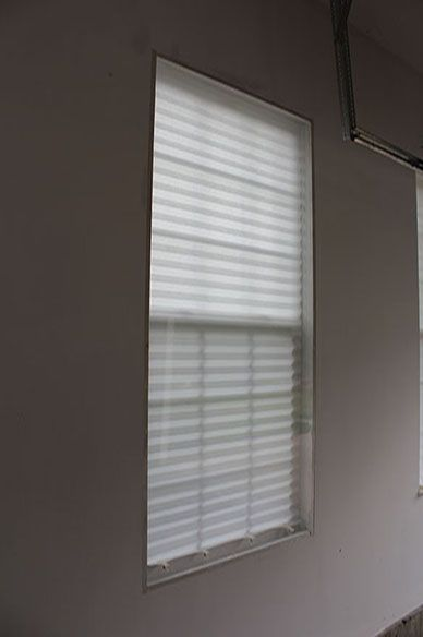 How To Bug Proof Garage Windows Garages Window Treatments The Clear