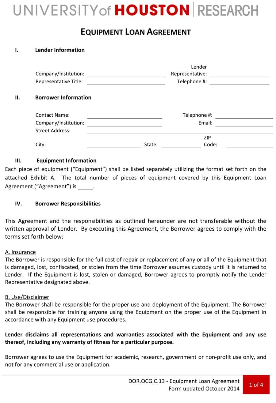 14 Loan Agreement Templates Word Excel Pdf Templates Document Templates Personal Loans Word Template