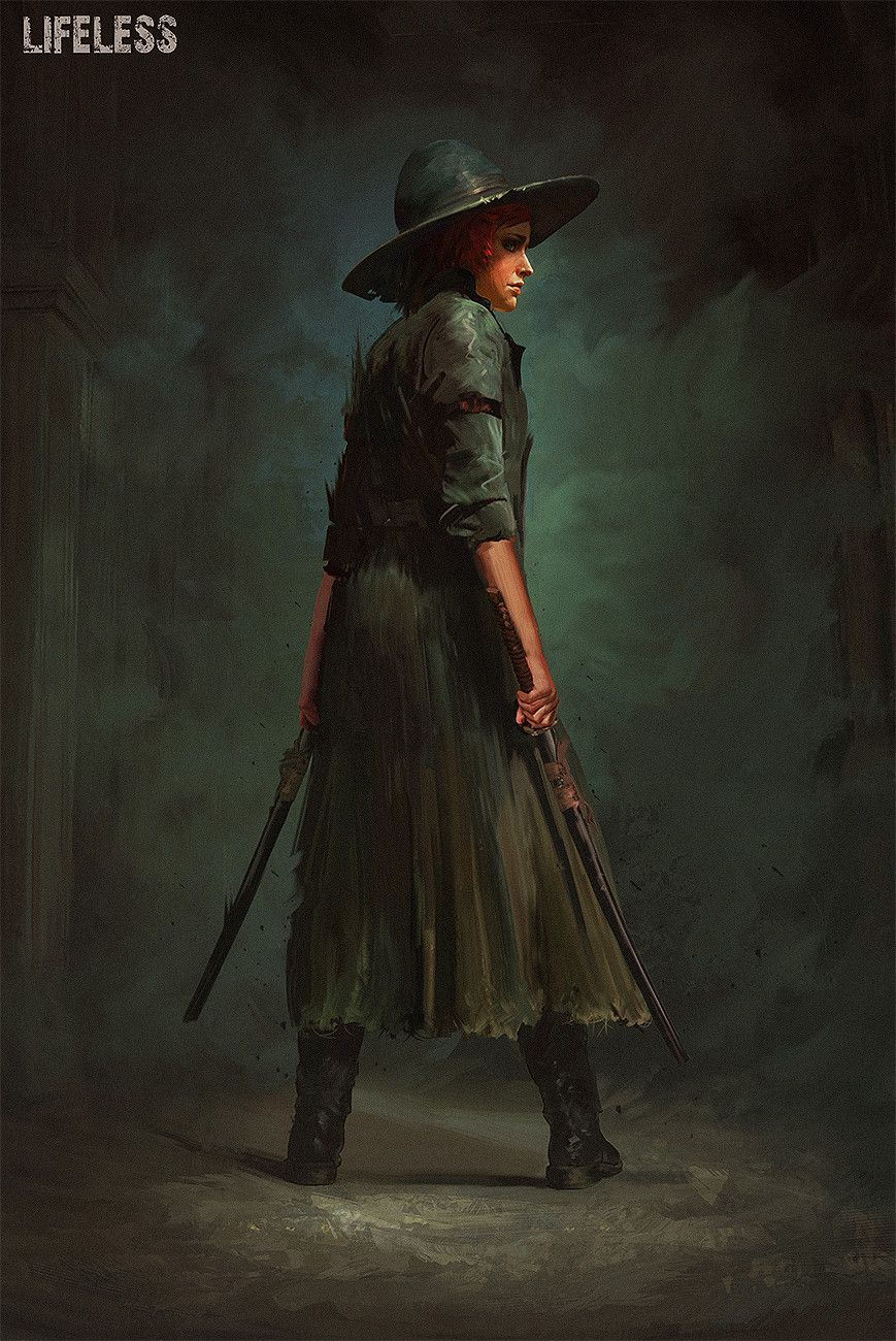 Léa, Emilis Emka on ArtStation at https//www.artstation