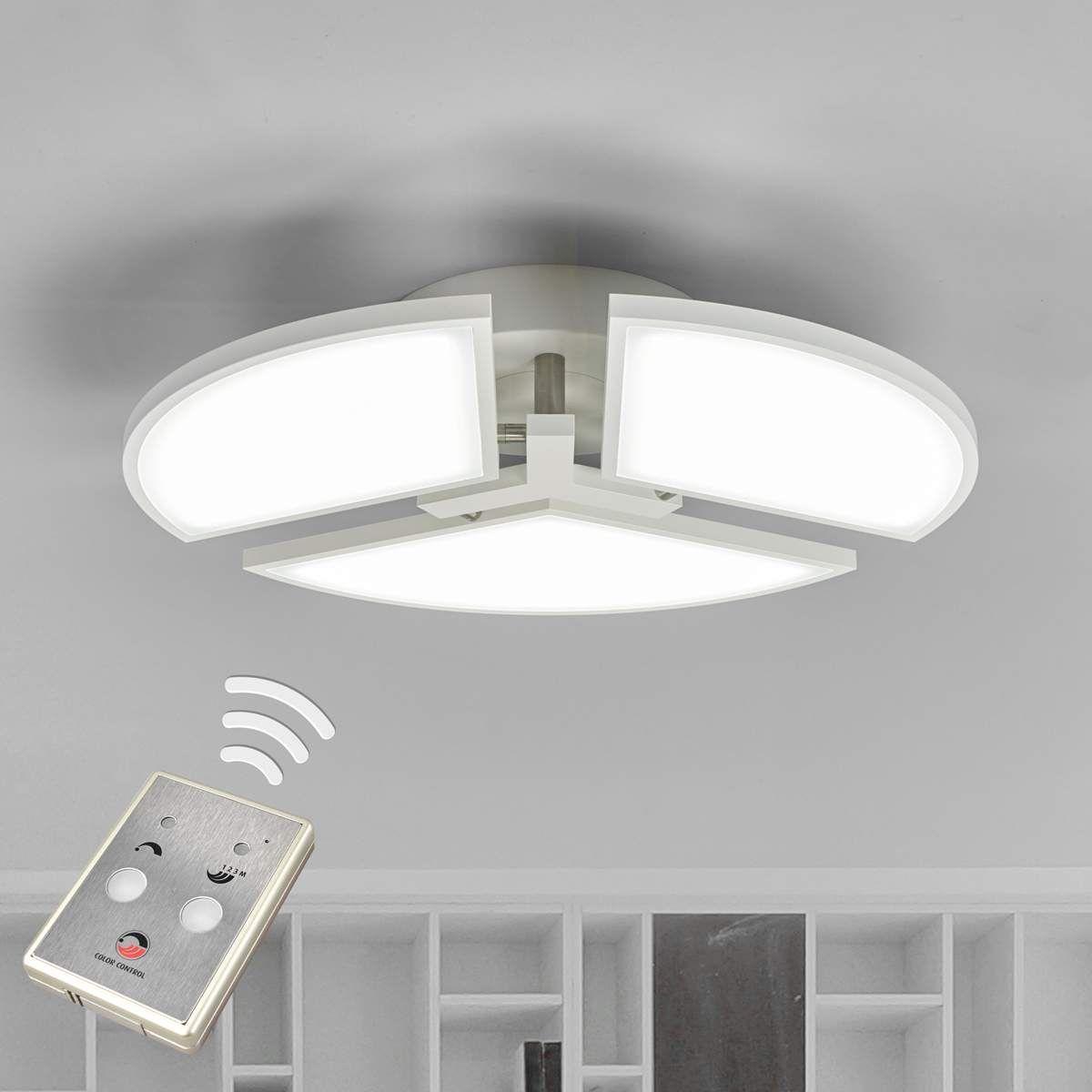 9W LED Decken Spot Lampe Strahler Esszimmer Küche Beleuchtung ØxH 250x150mm GU10