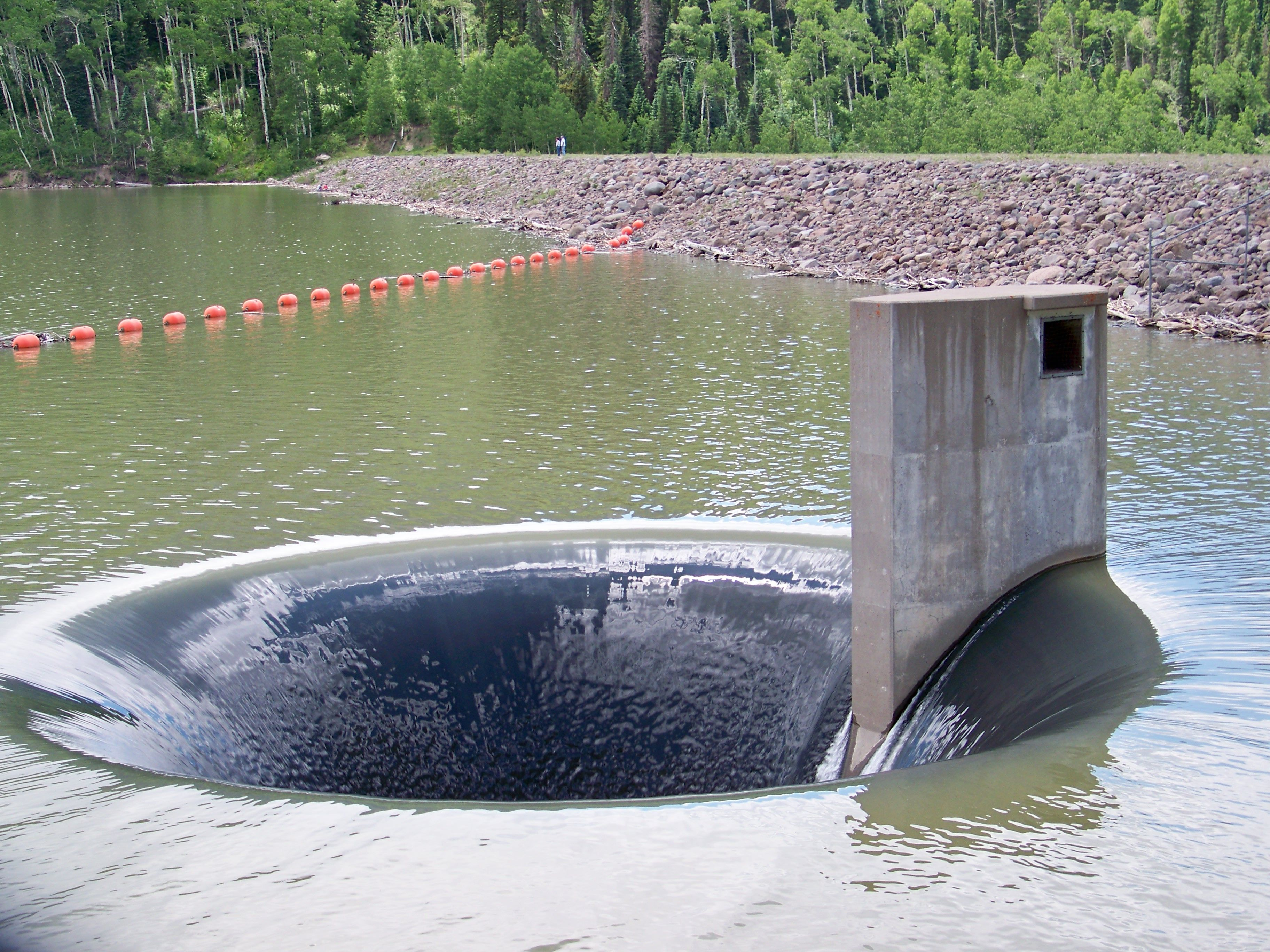 The Worlds biggest bathtub drain. J/K | Colorado Places To See ...