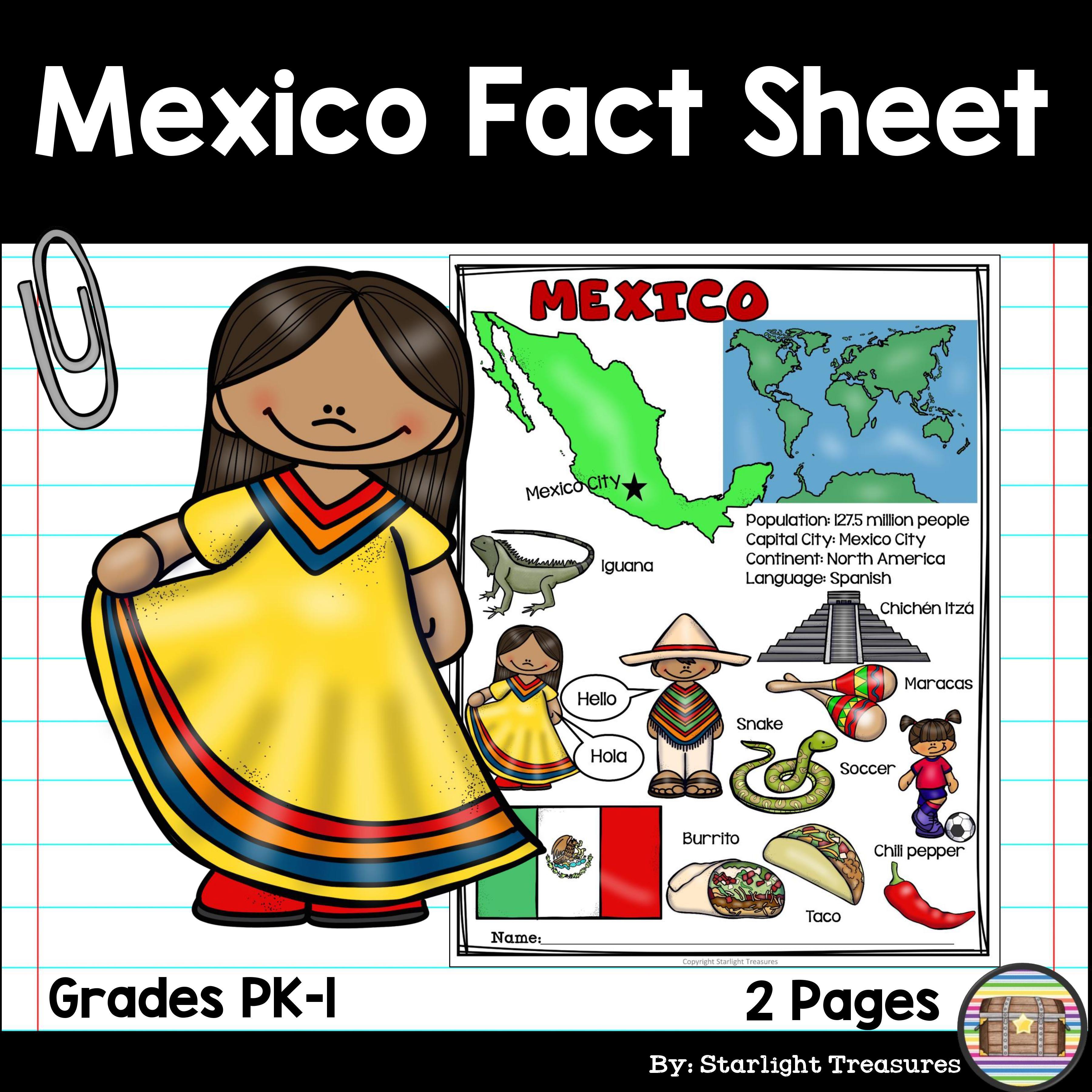 Mexico Fact Sheet