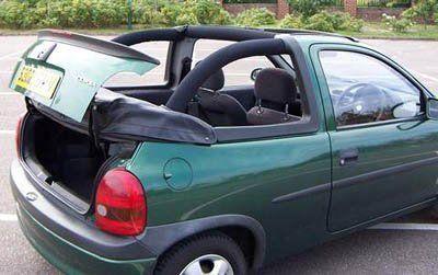 Vauxhall Corsa Cabriolet 98 99 Anyone Seen One Corsa Sport