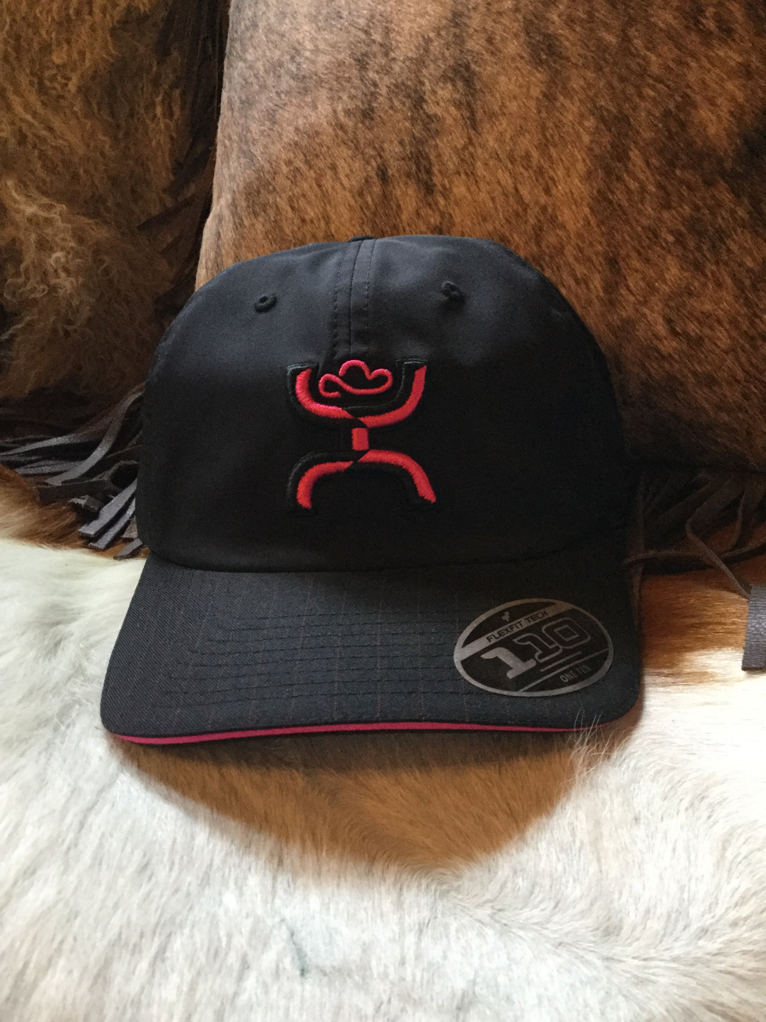 Hooey Ladies Hat 1558BPPK Tough Enough To Wear Pink  48037db2c9a7