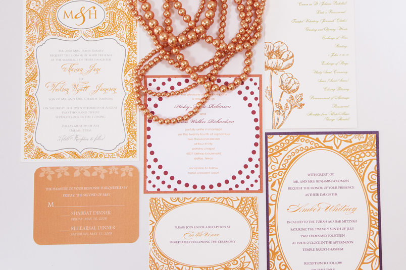 Simply Personal Simply Personal Custom Invitations From Dallas