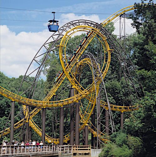How Far Is Busch Gardens In Virginia