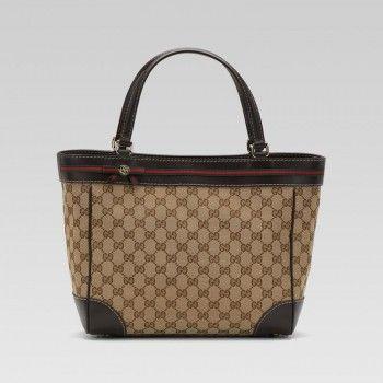 Gucci 257061 Ffkpg 9791 Mayfair'Medium Tote mit Schleife Und Interloc Gucci Damen Handtaschen
