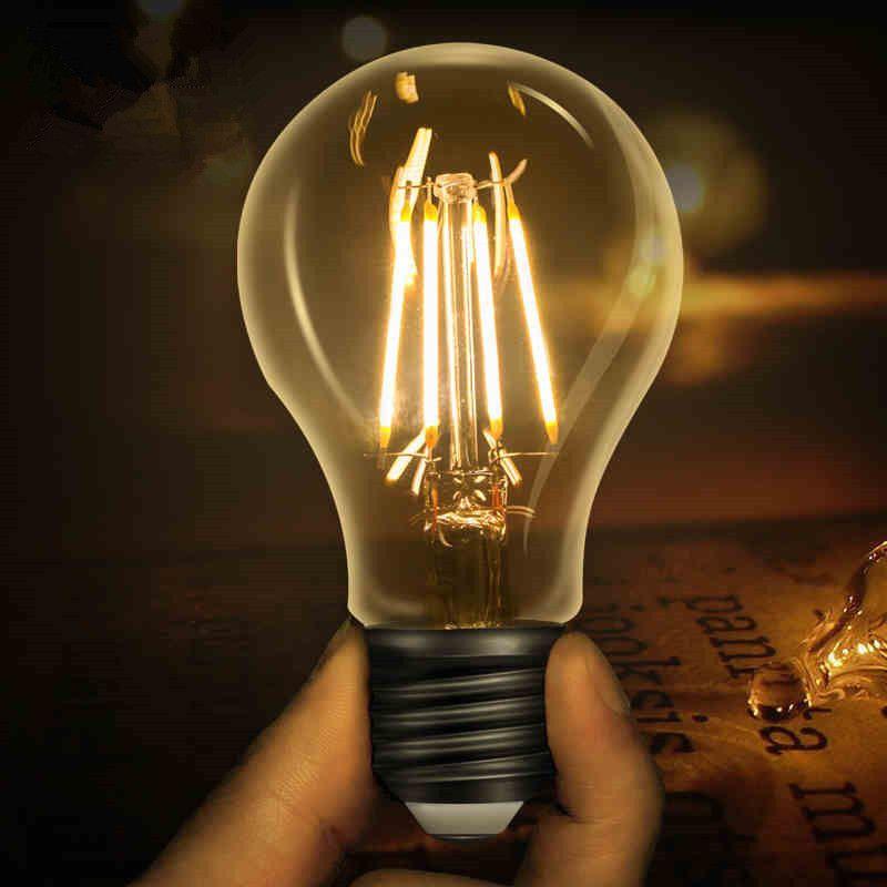 Find More Led Bulbs Tubes Information About Led Edison Bulb E27 Retro Lamps 220v 240v Filament Light E14 Glass Ball Bombillas Ca Led Light Bulb Led Bulb Bulb