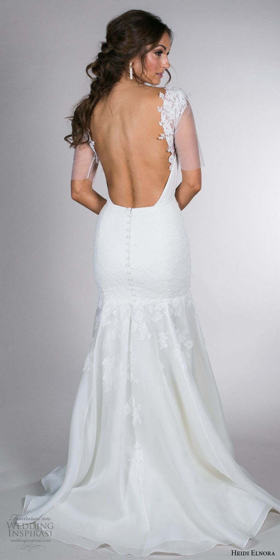 Heidi Elnora Fall  Wedding Dresses u ucAnniversaryud Bridal