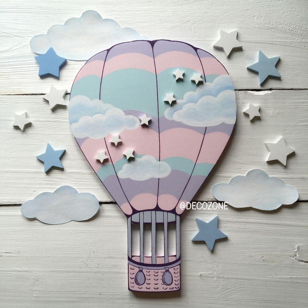 Летием дочери, открытки в виде воздушного шара