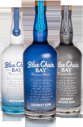 Blue Chair Bay Premium Rum Kenny Chesney