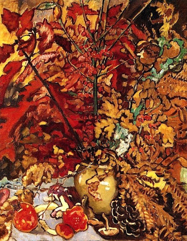 Autumn / Louis Valtat - 1928
