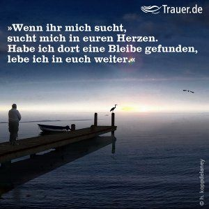 Trauerspruch Trauer I Miss You Grief Und Condolences