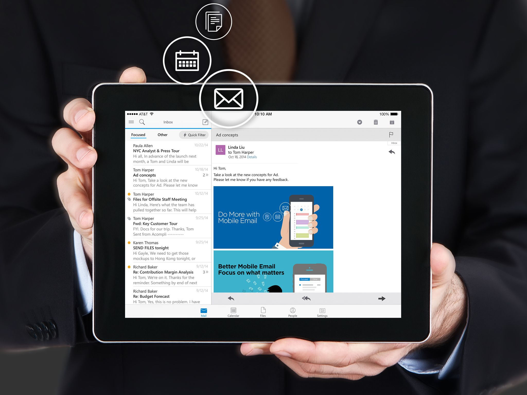 App of the Week Microsoft Outlook for iOS and Android