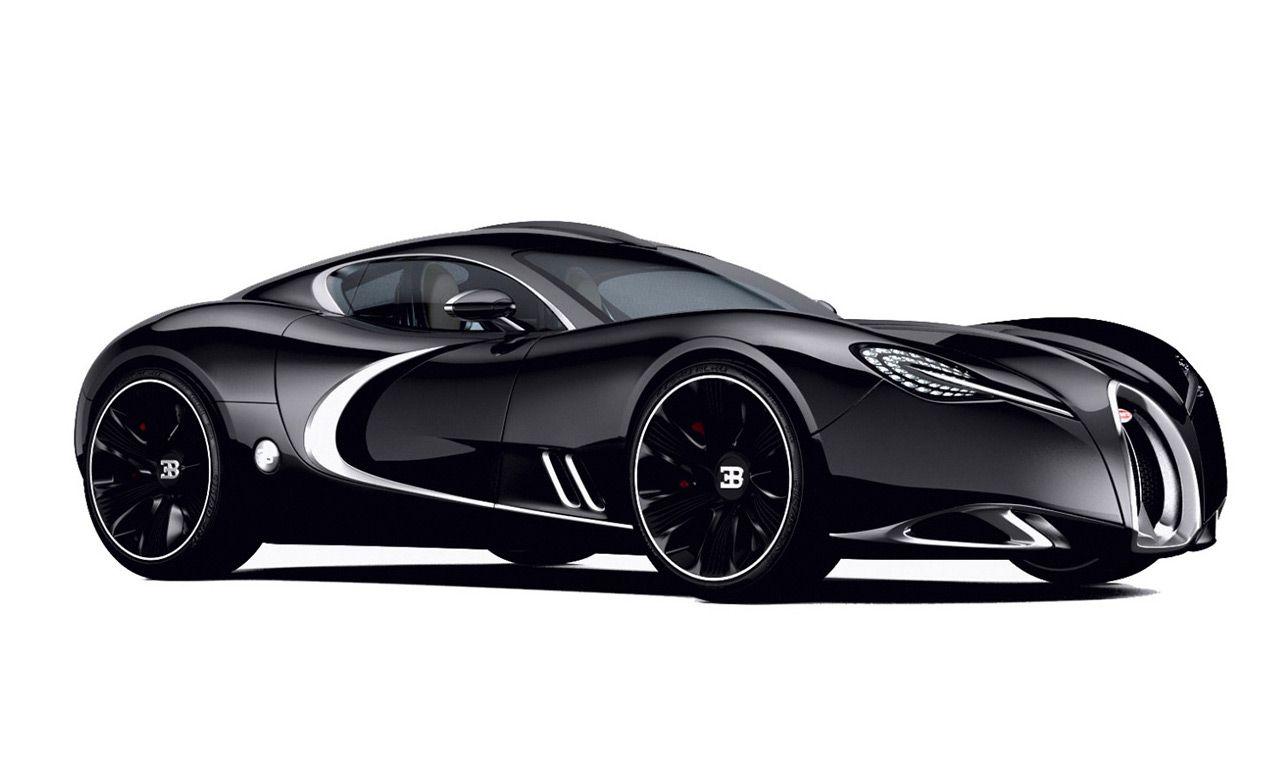 Genial Bugatti Gangloff Concept