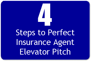 The perfect insurance agent elevator pitch in 4 steps for Advertising agency pitch