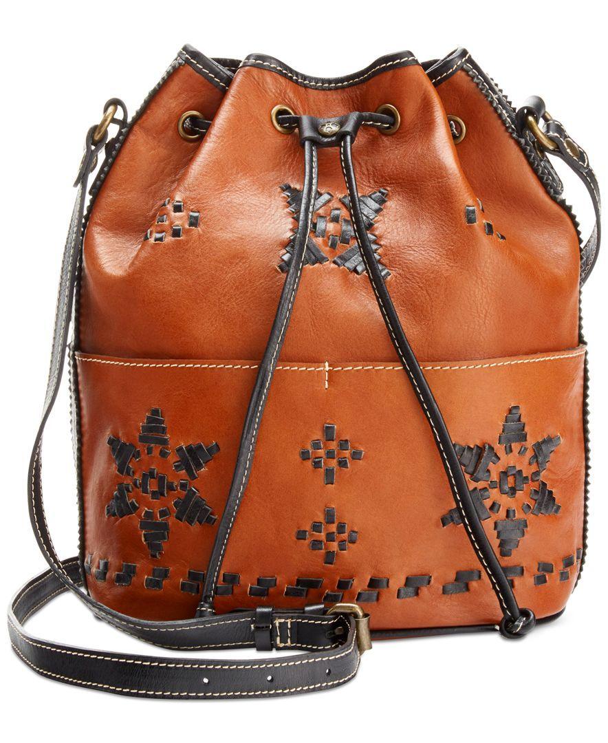 Patricia Nash Evora Bucket Bag