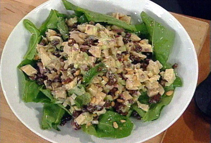 Sicilian Chicken Salad Recipe Emeril Lagasse Food Network