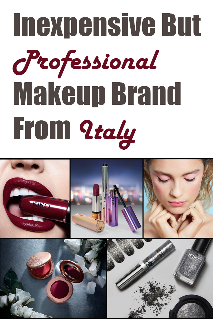 KIKO MILANOㅡInexpensive But Professional Makeup Brand From