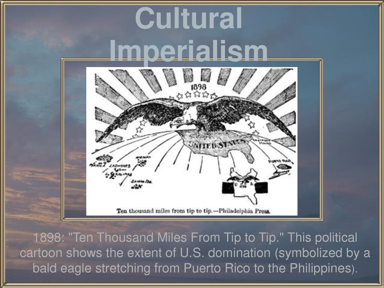 nature culture imperialism essays on