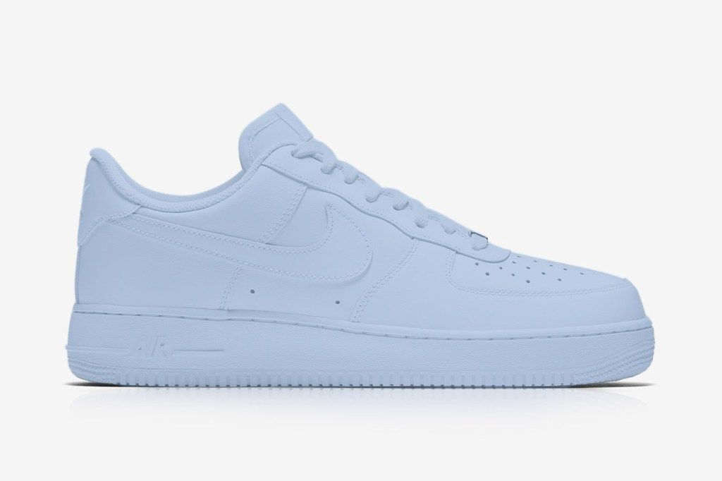Nike Air Force 1s Reimagined in Pantone's Color(s) of the