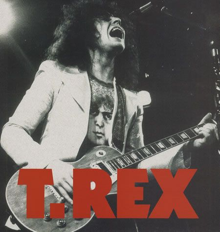 Marc Bolan And The T Rex I Love Marc Bolan Rock Music