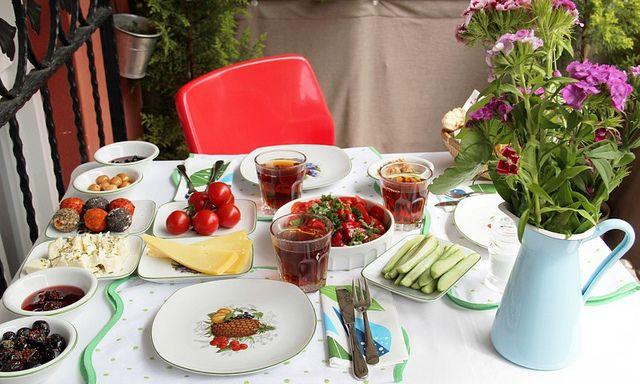 Turkish Breakfast | Flickr - Photo Sharing!