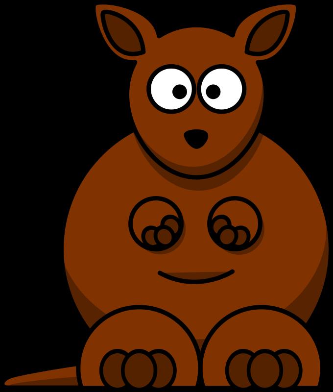 25+ Free Animated Kangaroo Clipart
