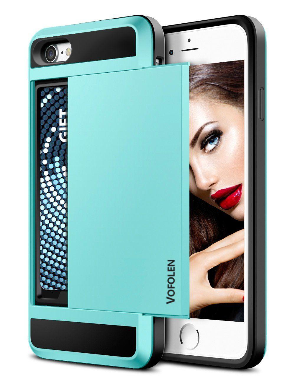 card holder iphone 7 case