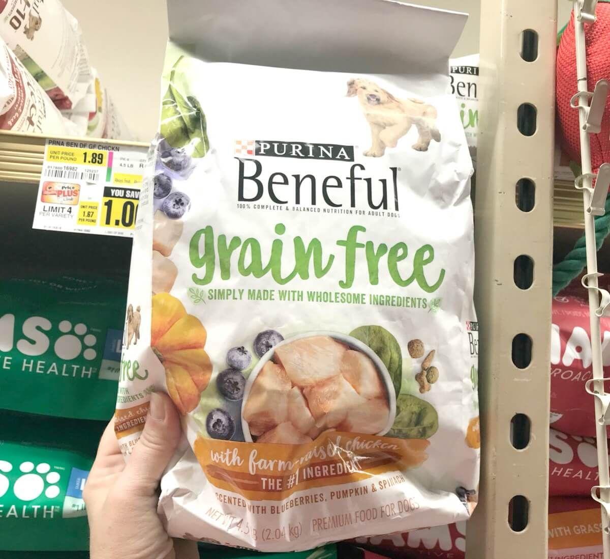 Beneful Dog Food Just 1 48 At Dollar General 11 8 11 10