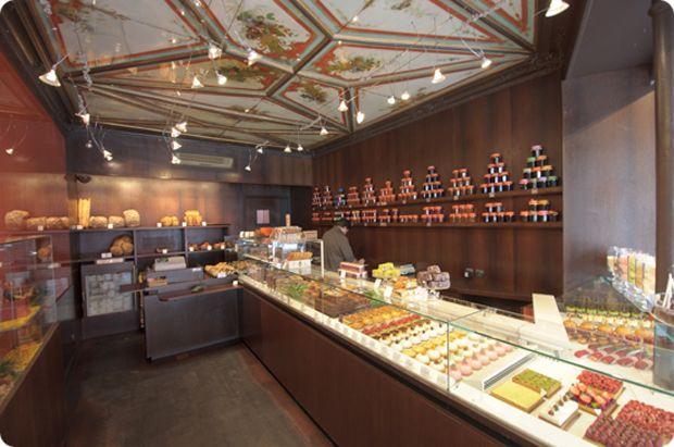 P tisserie pain de sucre 14 rue rambuteau for Salon patisserie paris