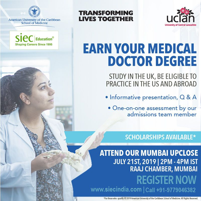 Study MBBS in UK and Practice in USA & Abroad. Attend