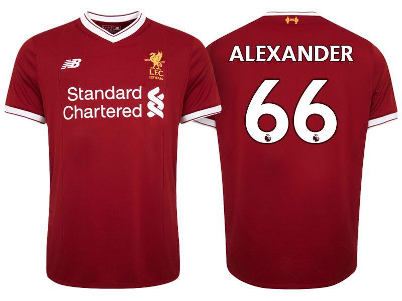 Maillot THIRD Liverpool Trent Alexander-Arnold