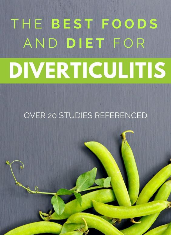 The Best Diet For Diverticulitis: Splitting Fact From
