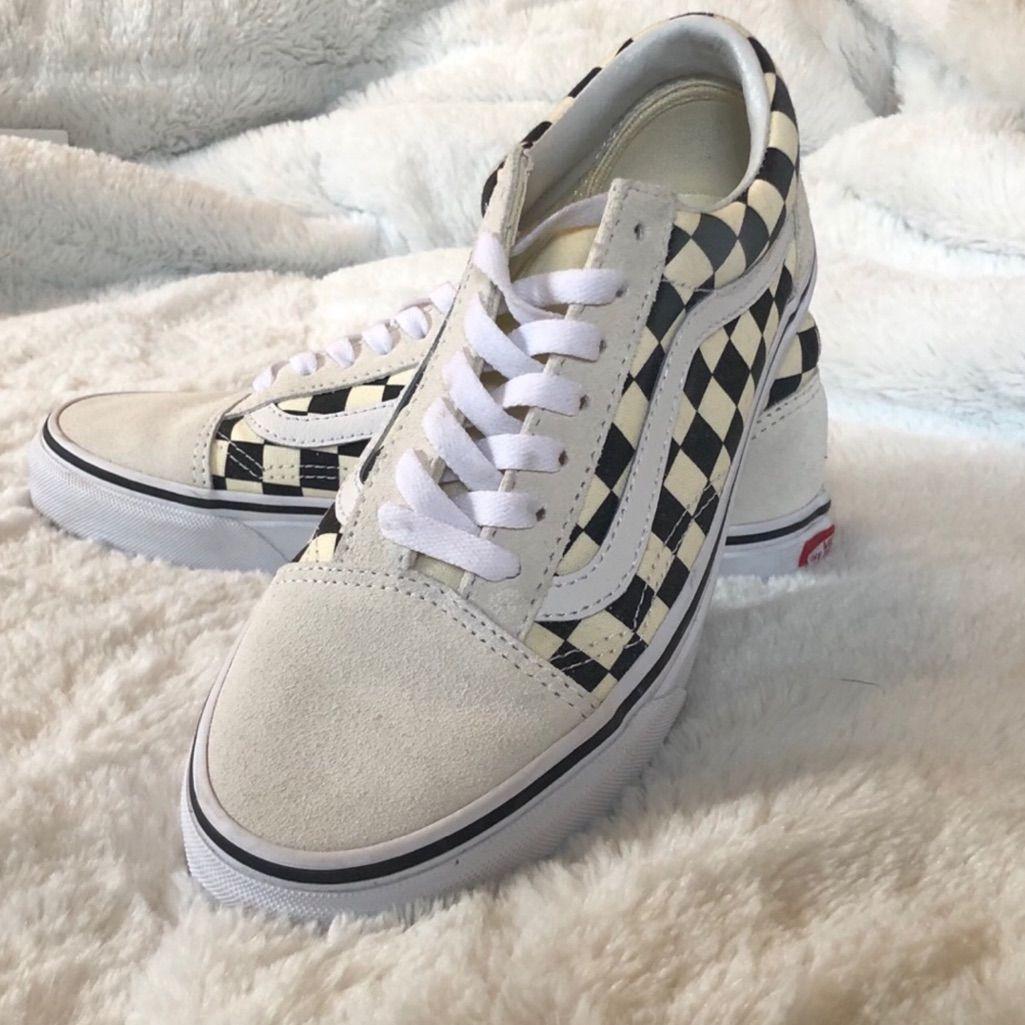 Vans Shoes | Effect Condition Checker Old School Vans