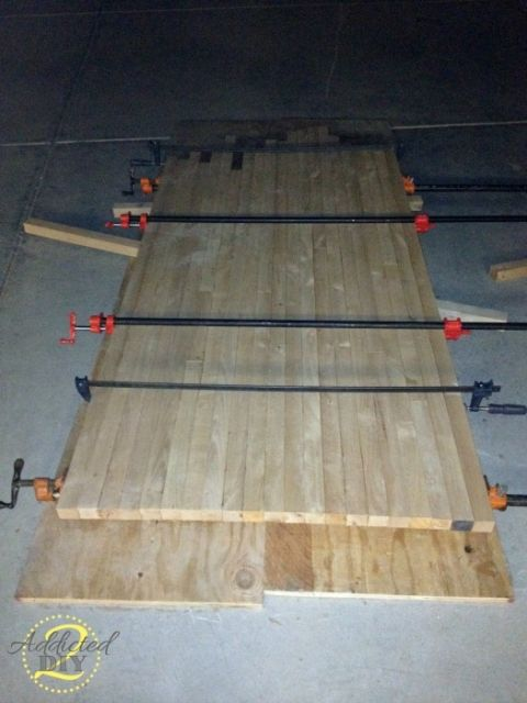 How to: Build Your Own Butcher Block | Pinterest