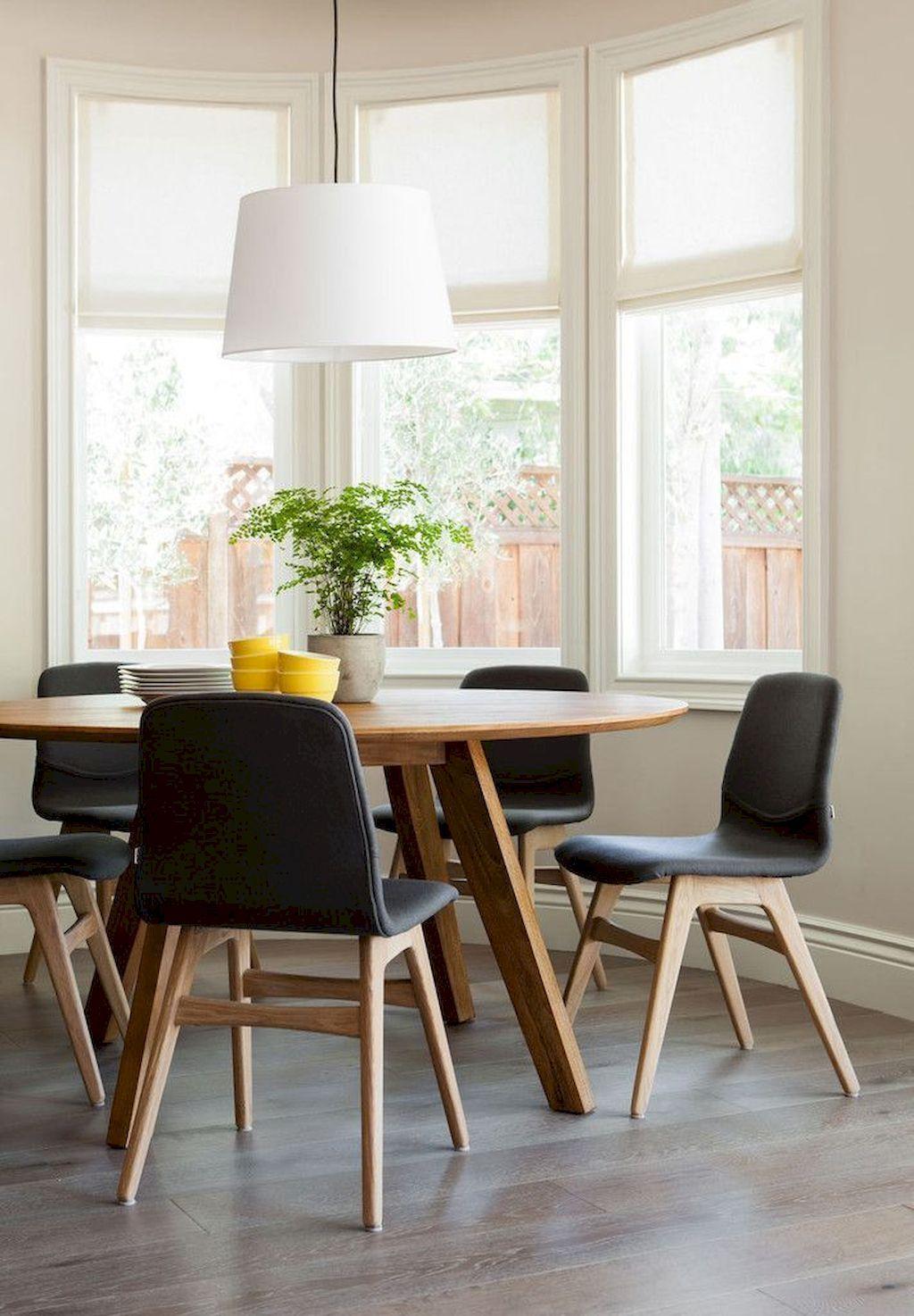 75 rustic farmhouse dining room table ideas mid century