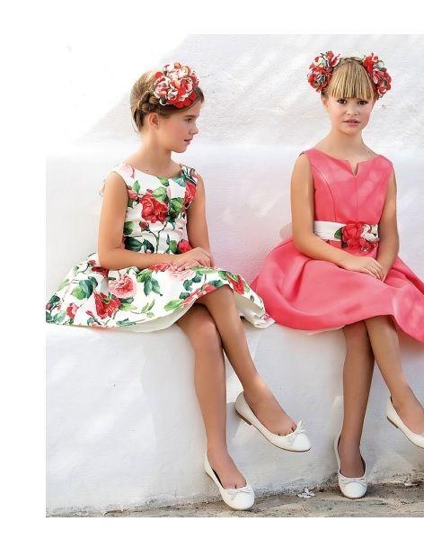 Ceremonia Artesanía Amaya 2017 Para Realizar Tus Compras Entra En Nuestra Tienda Online W Vestidos De Niñas Casuales Vestidos Para Niñas Moda Para Niñas