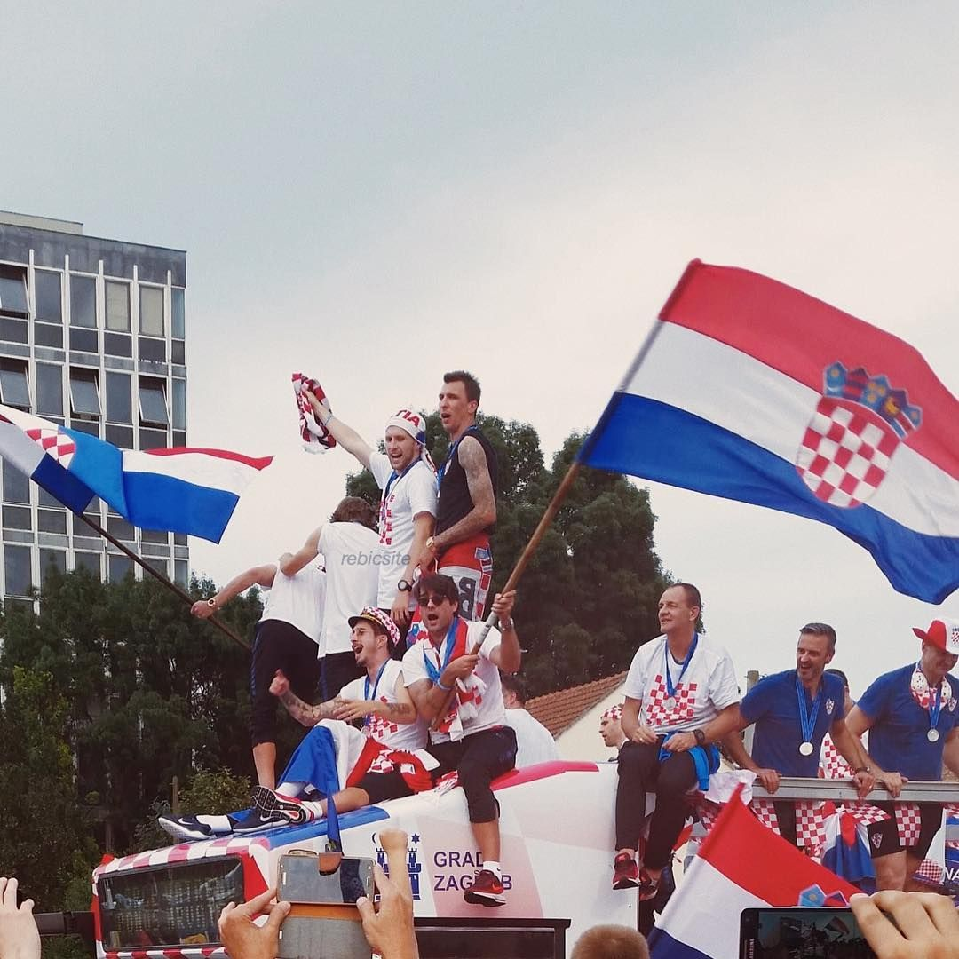 Pin By Ana453 On Hrvatska Zagreb Croatia Croatia National Football Teams
