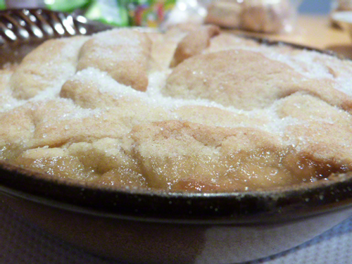 Apple Tart shortcrust pastry recipe from 'The Original Irish Recipe Book'