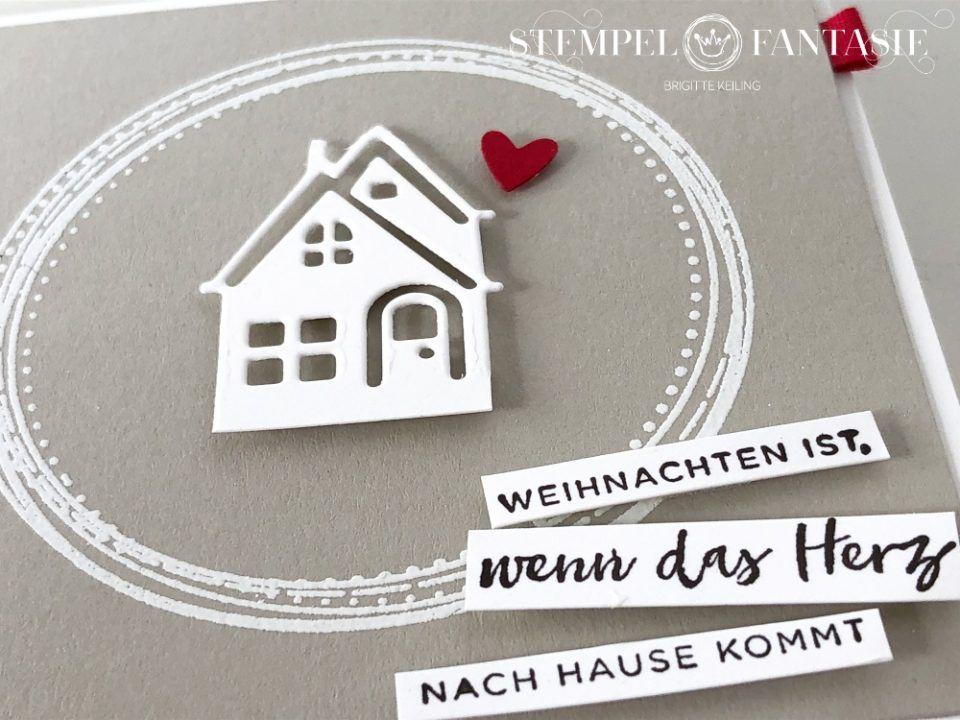 Photo of Weihnachtskarte mit Herz