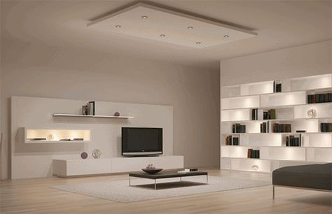 Illuminazione design interni powrgard