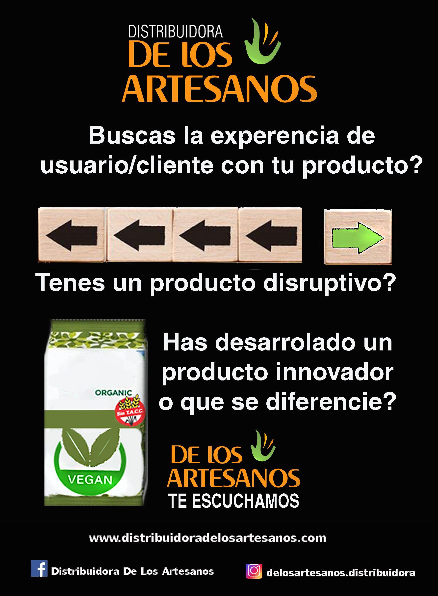 Distribuidora De Los Artesanos Ventas Mayorista Dietetica A Todo El Pais Distribuidor Productos Innovadores Artesanos