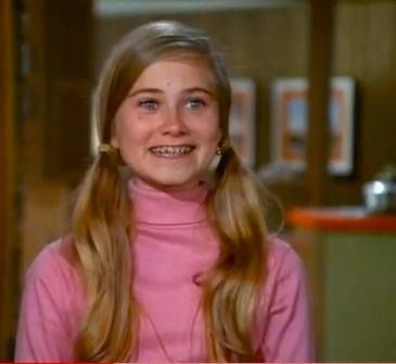 Image result for marcia brady braces