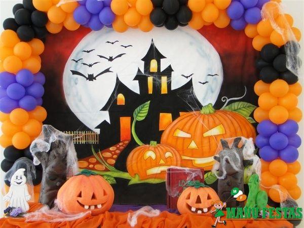 Decoracao De Festa Infantil Tema Halloween.Decoracao Festa Infantil Halloween Google Search Laina 2nd Em