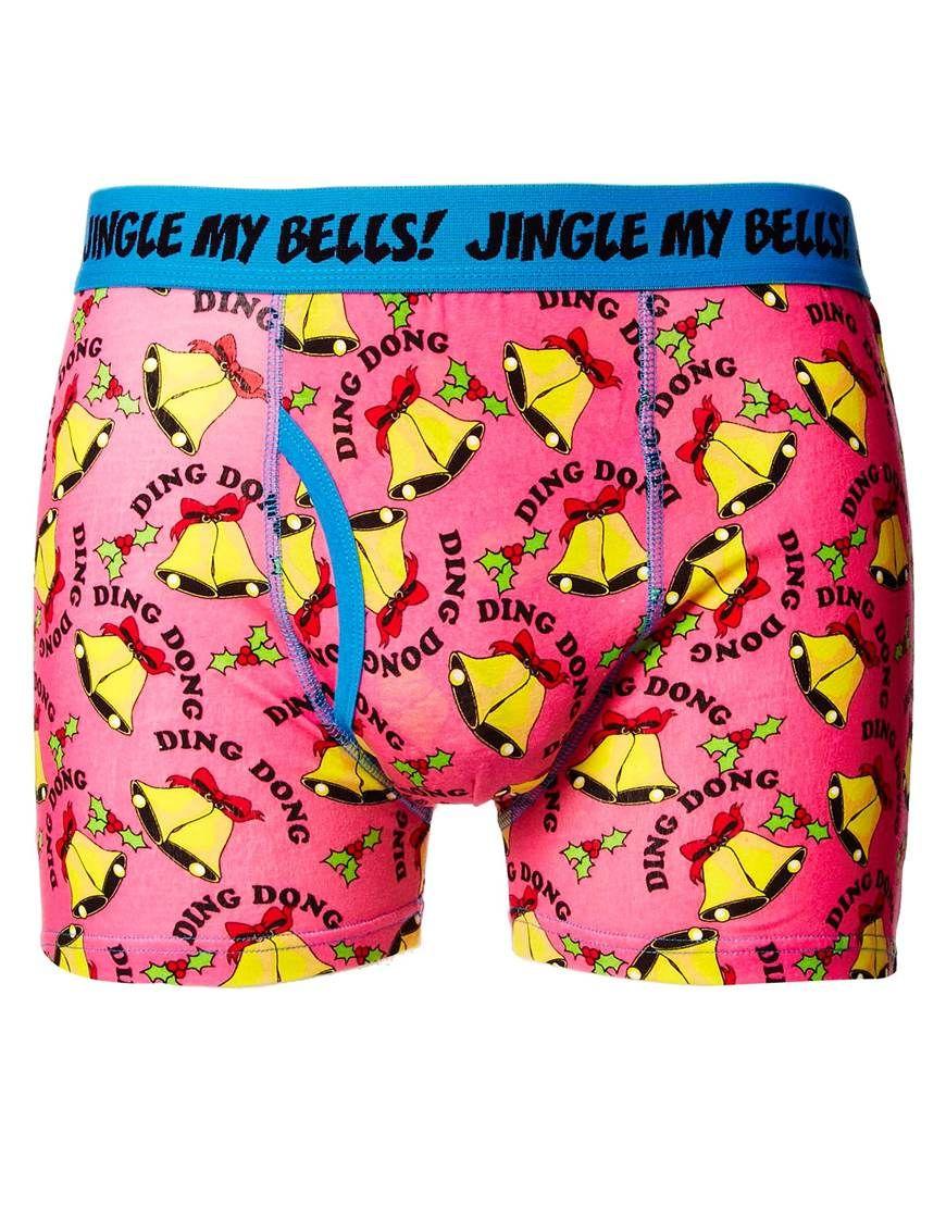 Buy Cheap Largest Supplier Sale Wide Range Of Mens Christmas Boxer Shorts New Look Shop Offer Sale Online 2018 Online Huge Surprise For Sale Molw6