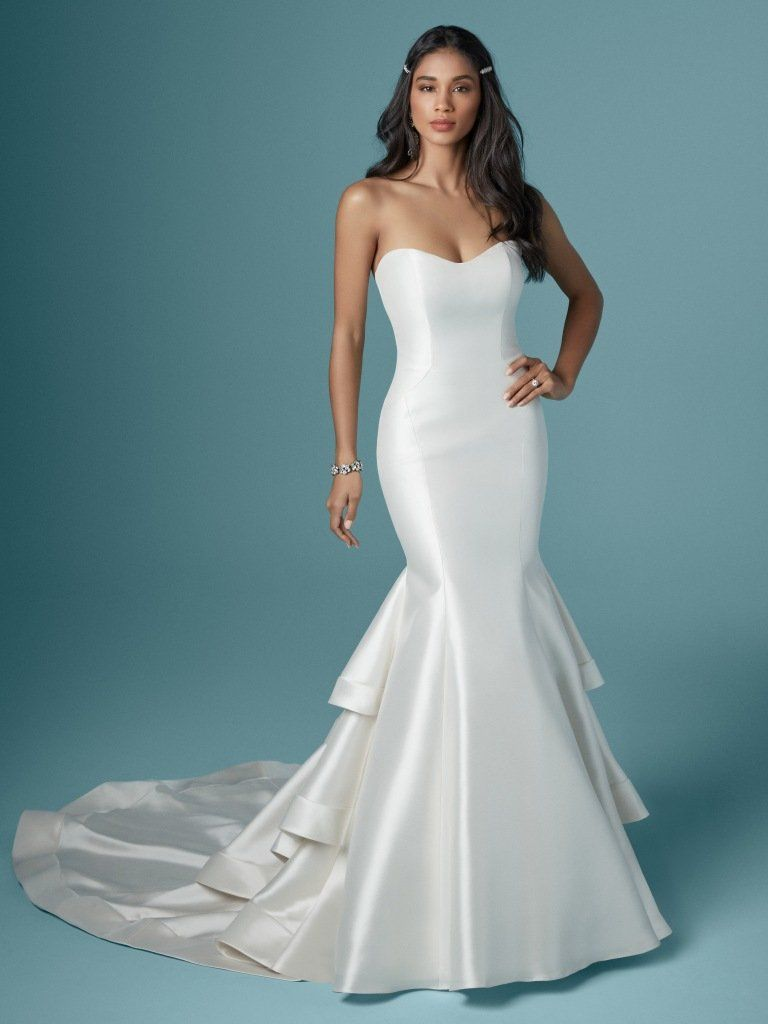 Justine by maggie sottero wedding dresses and accessories