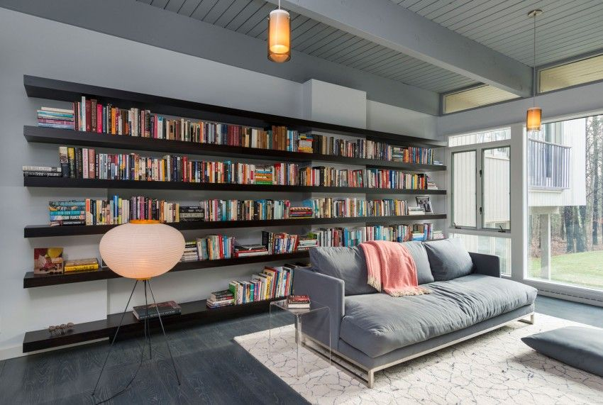 Mid-Century Modern in Lincoln by Flavin Architects | Wohnen