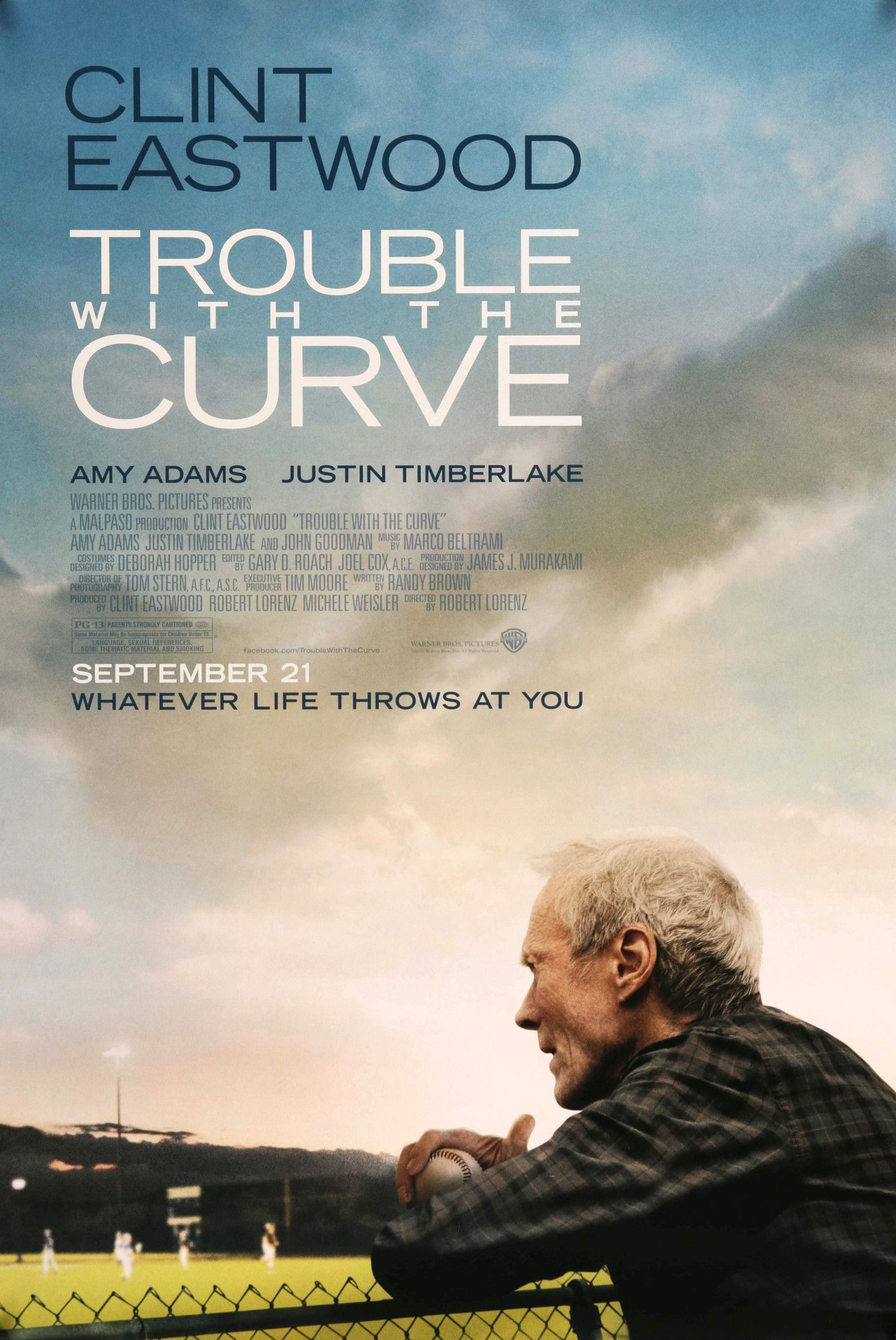 Trouble with the Curve (2012) | Pinterest | Curves, Movie and Films
