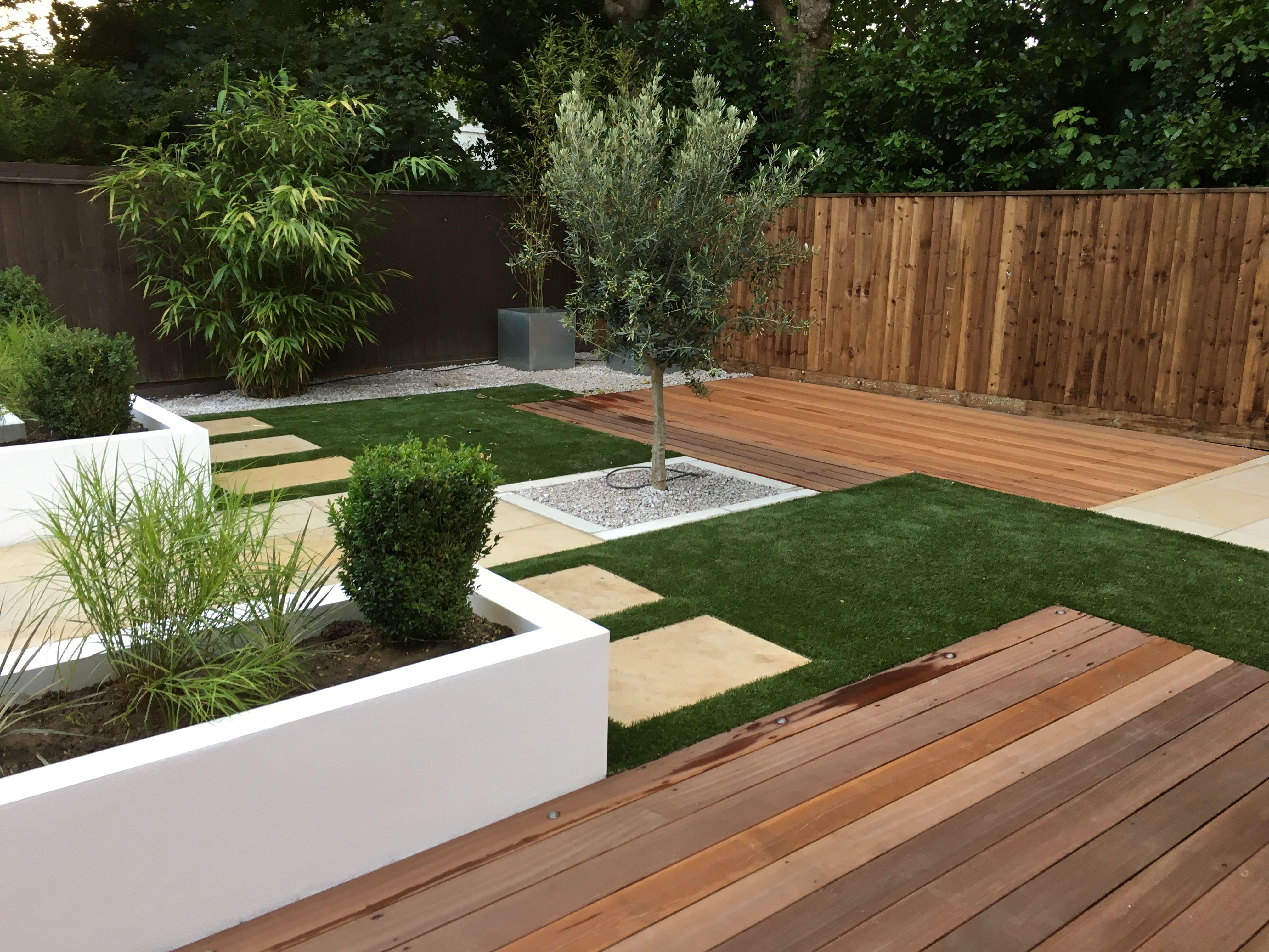 Our Ascot Uk Garden Design Build Greenbee Gardening Courtyard Gardens Design Backyard Patio Backyard